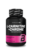 Biotech For Her L-Carnitine + Chrome 60 kaps.