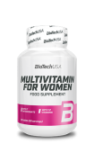 Biotech Multivitamin For Women 60 tab.