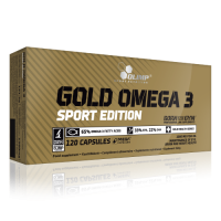 Olimp Gold Omega Sport Edition 120kaps.