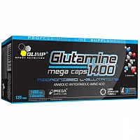 Olimp Glutamine Mega Caps 1400 120kaps.