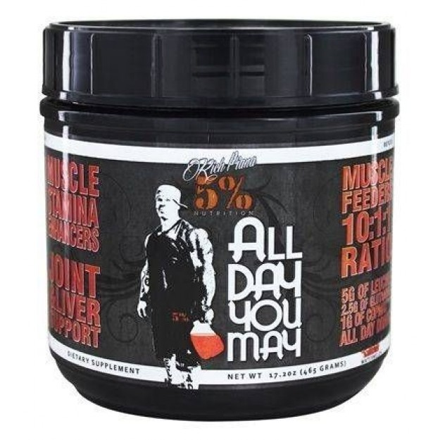 5 Percent Nutrition All Day You May 465g