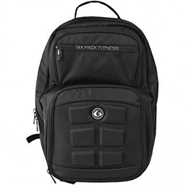 6 Pack Fitness Expedition Backpack 300 - Stealth