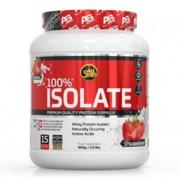 All Stars ISOLATE 100% 900g