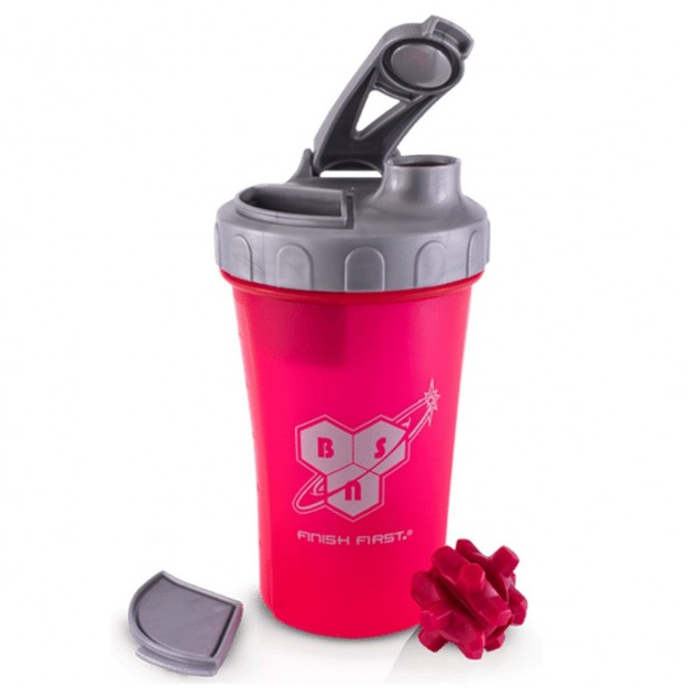 BSN EndoRush Compartment Shaker With Ball 500ml