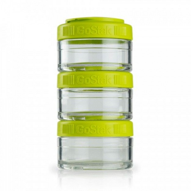 Blender Bottle GoStak 3x 100ml