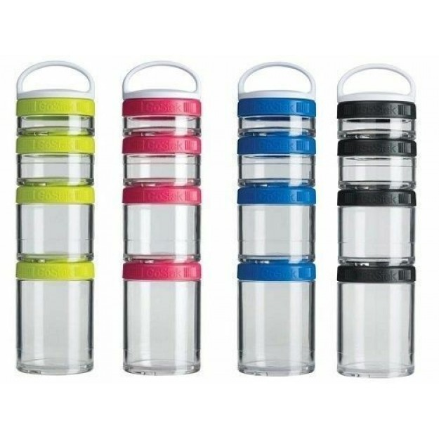 Blender Bottle GoStak Starter 4-Pack