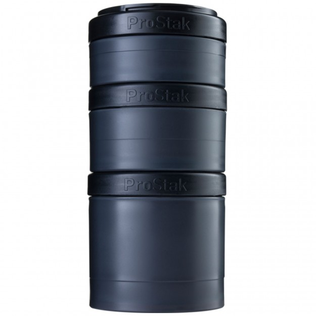 Blender Bottle Prostak Expansion Pak Black