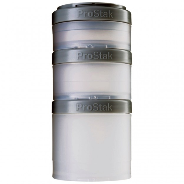 Blender Bottle Prostak Expansion Pak Pebble Grey