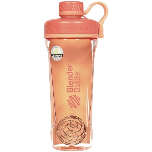 Blender Bottle Radian Tritan 940ml Coral