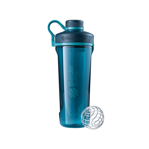 Blender Bottle Radian Tritan 940ml Deep Sea Green