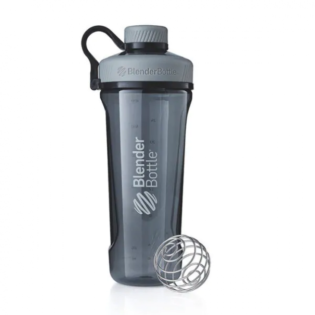 Blender Bottle Radian Tritan 940ml Pebble Grey