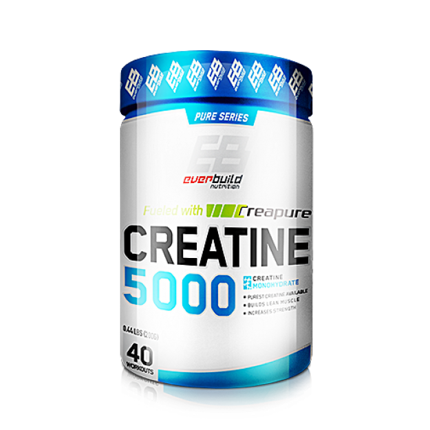 EverBuild Nutrition Creatine 5000 (creapure) 200g