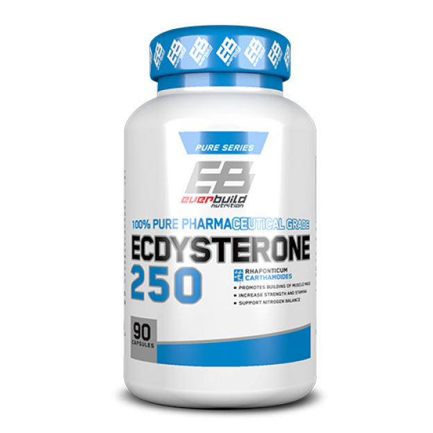 EverBuild Nutrition Ecdysterone 250 90kaps