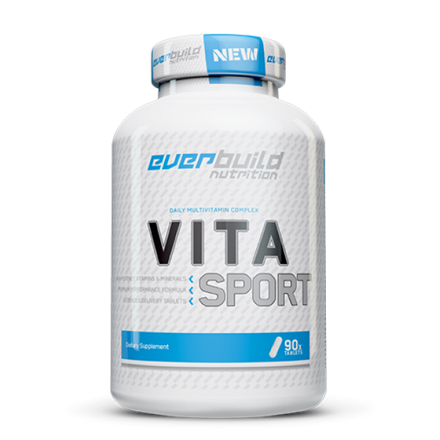 EverBuild Nutrition VITA SPORT™ 90 tab (3 men.)