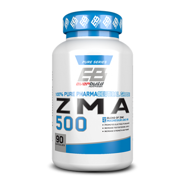 EverBuild Nutrition ZMA 500 90 kaps