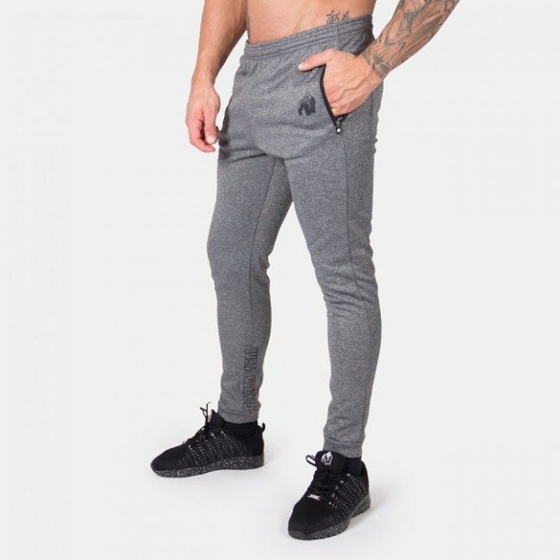 Gorilla Wear Bridgeport Jogger - Dark Gray