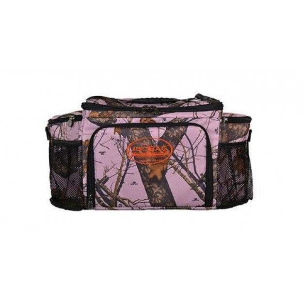 Isolator Fitness Isobag 6 Meal Management System - Mossy Oak Pink