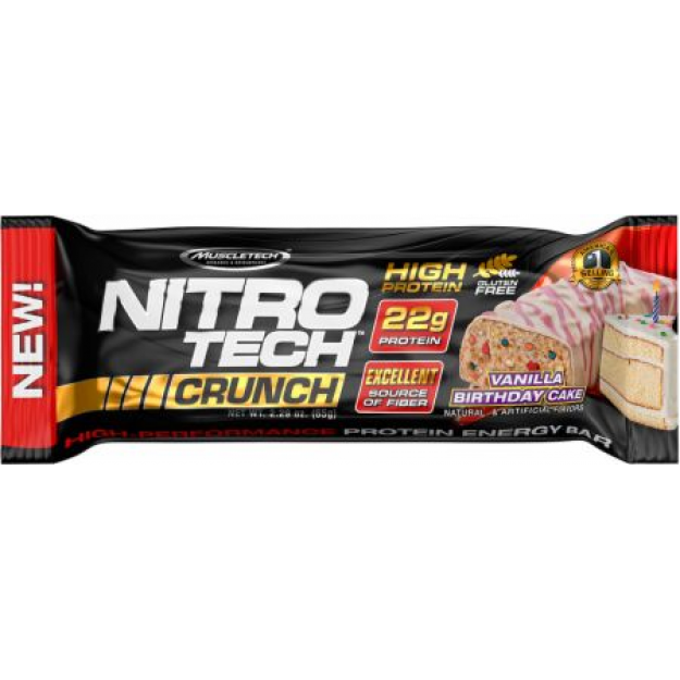 Muscletech Nitrotech Crunch Bar 65g