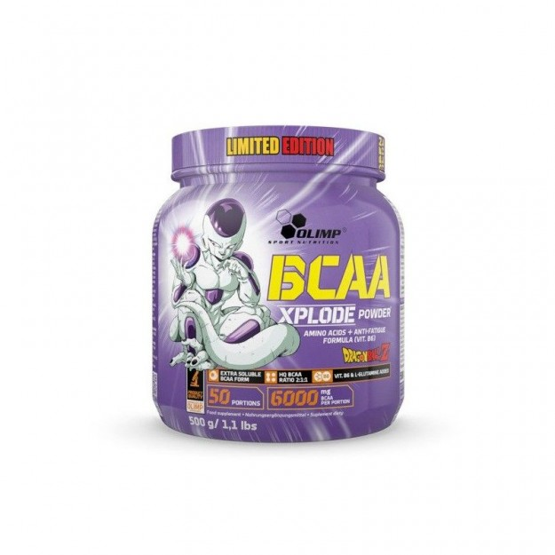 Olimp BCAA Xplode 500g Limited Edition Dragon Ball