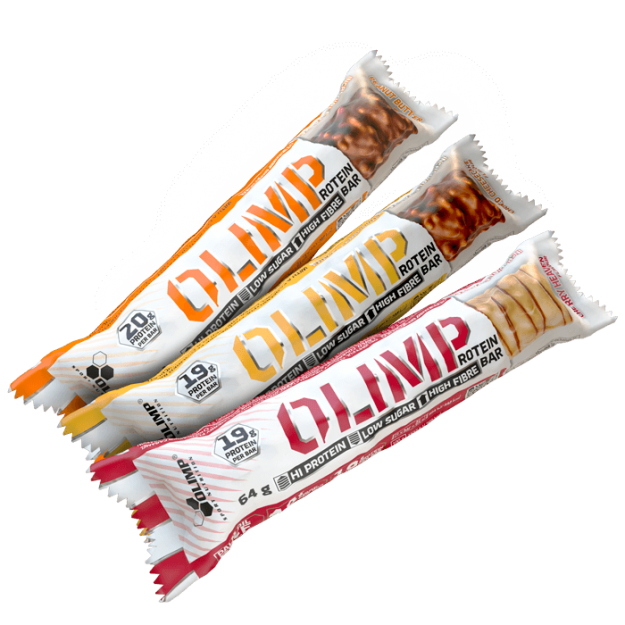 Olimp Protein Bar 64g (EXP: 2019 12 31)