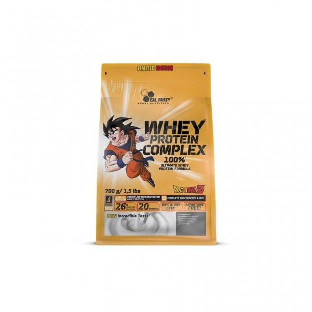 Olimp Whey Protein Complex 100% 700g Limited Edition Dragon Ball