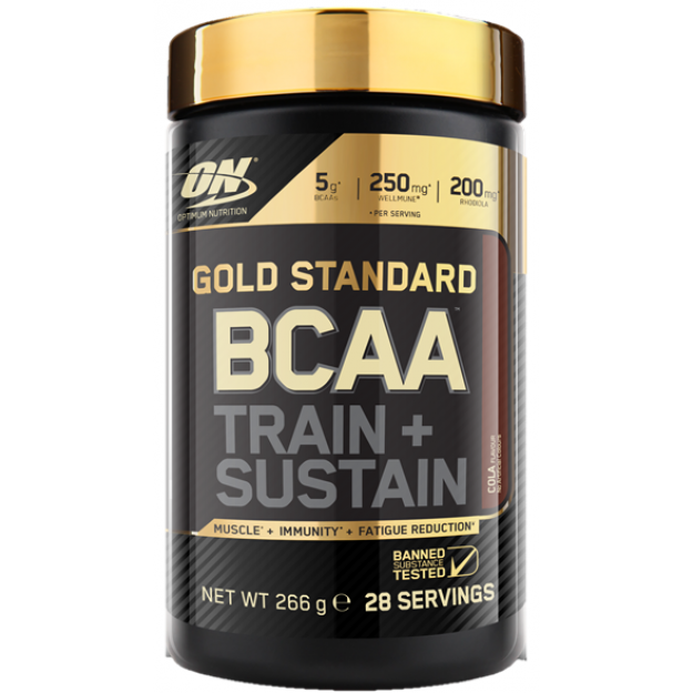 Optimum Nutrition Gold Standart BCAA 266g