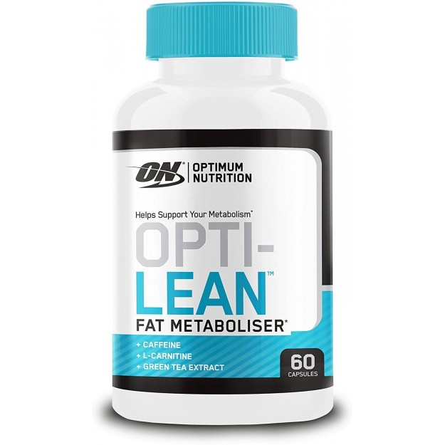 Optimum Nutrition Opti-Lean Fat Burner 60 kaps