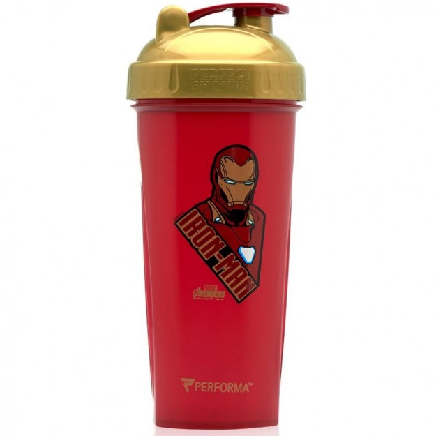Performa Shakers shaker 800ml - Iron Man