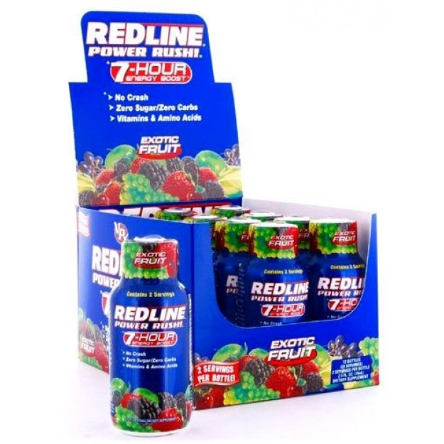 VPX REDLINE Power Rush 74ml