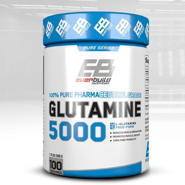 EverBuild Nutrition Glutamine 5000™ 400g