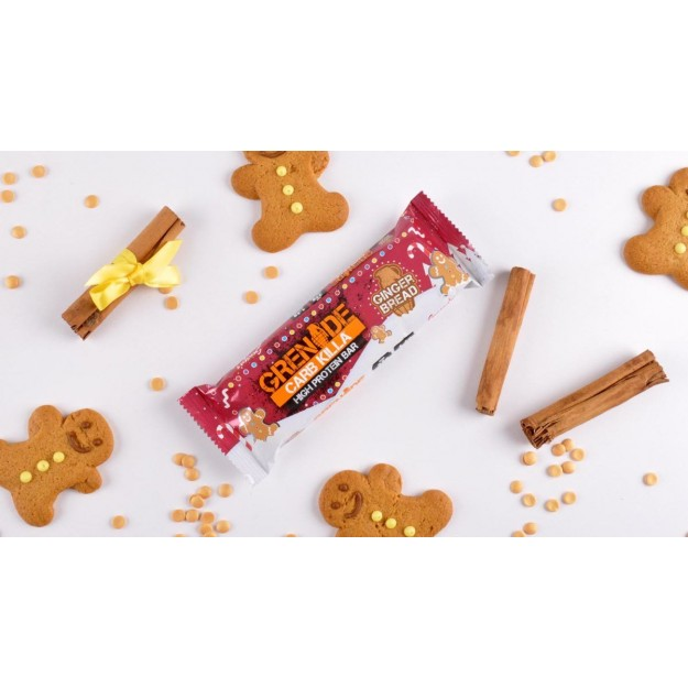 Grenade Carb Killa - Gingerbread *LTD EDITION*