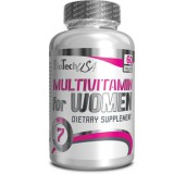 Biotech Multivitamin For Women 60 tabl.