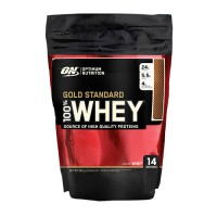 Optimum Nutrition 100% Whey Gold Standart - 15 porcijų (450 g.)