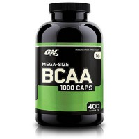 Optimum Nutrition BCAA 1000 - 100 porcijų (200 kaps.)