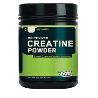 Optimum Nutrition Creatine 634 g (120 porcijų)