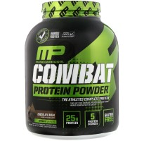 MusclePharm Combat Protein Powder 1814g.