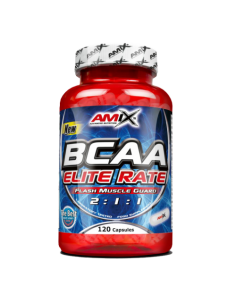 Amix BCAA Elite Rate 120 kaps.