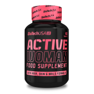 Biotech for her active woman 60tabs