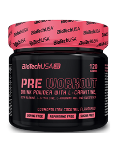 BIOTECH FOR HER PRE WORKOUT 120 g