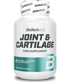 BioTech Joint & Cartilage, 60 tab.
