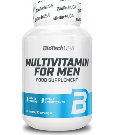Biotech Multivitamin for Men 60 tab.