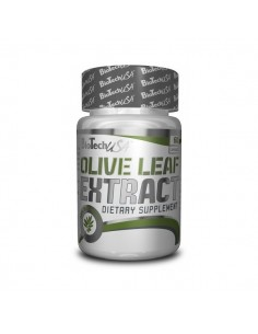 BIOTECH OLIVE LEAF EXTRACT 60 kaps.