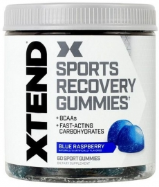 Guminukai Scivation Xtend Sports Recovery, 60 gum.