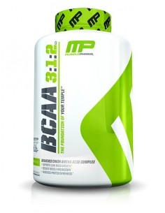 MusclePharm BCAA 3:1:2 240 kaps.