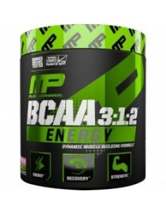 Musclepharm BCAA Energy Sport 276 g