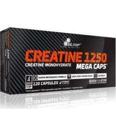 Olimp Creatine Mega Caps 1250 mg 120 kaps.