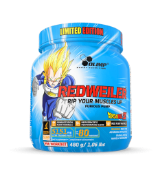 Olimp Redweiler Limited Edition Dragon Ball Z, 480 g