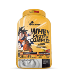 Olimp Whey Protein Complex 100% Limited Edition Dragon Ball Z, 2270 g
