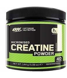 Optimum Nutrition Creatine, 144 g
