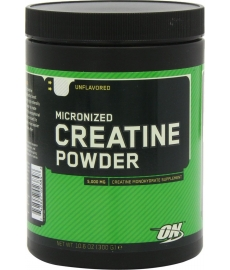 Optimum Nutrition Creatine, 317 g